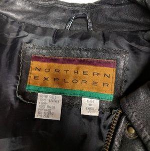 Jackets & Coats - Custom Leather Aviator Jacket